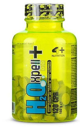 international sport nutrition 4+ nutrition h2o xpell+ 120 compresse